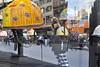 The Helmet Project (AntyDiluvian) Tags: nyc newyorkcity ny newyork gallery artgallery manhattan helmet broadway 5thavenue journalism journalist 23rdstreet flatirondistrict warcorrespondent helmetproject cindykane