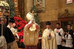 Christmas at Cantius (Canons Regular) Tags: christmas church beautiful catholic sacred midnightmass cantius latinmass highmass