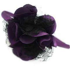 Glimpse of Malibu Purple Headband K P6510-5