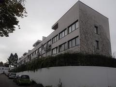 Weissenhof archishots 5 (flickrolf) Tags: white classic architecture grey straight corners