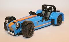 Caterham 7 620R (bricktrix) Tags: car toys lego caterham caterham7 legoideas caterhamseven 620r legocaterham caterham620r