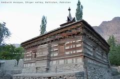 Amburik mosque, Shigar (Ameer Hamza) Tags: trip masjid kpc ppa 2013 shigar ameerhamzaadhia ameerhamzaphotography historicalmosquesofpakistan historicalplacesinbaltistan amburik amburek
