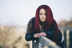 Cheren (rob_1991) Tags: light portrait woman girl canon outdoors model outdoor 5d fullframe 135mm f20 markiii