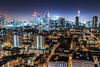 City Scape (_Mrcoleman) Tags: london rooftop canon cityviews 24105mm nightphotograpghy
