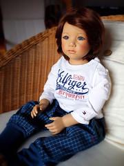 Little Boy (kristin_78) Tags: doll enzo annettehimstedt