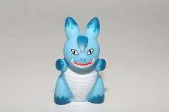 Blue Kaiju (kingkong21) Tags: blue 15 kidrobot kozik kaiju lore labbit