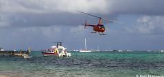 Punta Cana (Kusi Seminario) Tags: beach deluxe playa palace helicopter caribbean caribe barcelo babaro helicptero