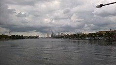 Hillsborough River Tour (heytampa) Tags: skyline tampa boat skyscrapers tampabay florida fl watertaxi harbourisland