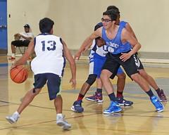 D151968A (RobHelfman) Tags: sports basketball losangeles compton highschool palisades crenshaw tnl tuesdaynightleague