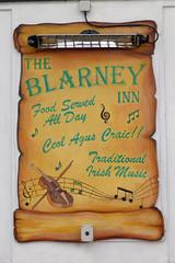 Blarney Inn, Dublin 2. (piktaker) Tags: ireland dublin bar pub inn eire tavern pubsign roi innsign publichouse republicofireland blarneyinn