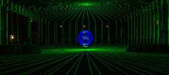 El orbe azul (Xanad) Tags: longexposure blue light lightpainting verde green luz azul night lost luces noche nikon nowhere orb nocturna orbe orbs nocturnas spinners steelwool lostplaces longexpo nikonistas lugaresabandonados fotografanocturna perfectorb lpwalliance steelwoolspinners