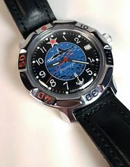 Vostok Komandirskie (adam.vanscoyoc) Tags: watch submarine anchor wristwatch commander vostok madeinrussia russianmilitary watchporn russianwatch mechanicalwatch komandirskie vostokwatch vostokkomandirskie