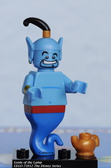 LEGO 71012 The Disney Series Minifigures 01-05 Genie of the Lamp (KatanaZ) Tags: ariel lego stitch buzzlightyear alice alien peterpan disney syndrome mickeymouse minifigs minniemouse aladdin ursula donaldduck cheshirecat mrincredible captainhook maleficent daisyduck minifigures genieofthelamp lego71012 thedisneyseriesminifigures