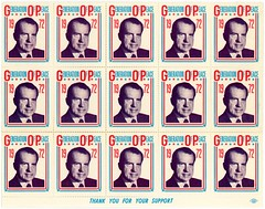 Richard Nixon Stamps, GOP (Generation Of Peace), 1972 (Alan Mays) Tags: old blue red white vintage ads paper advertising stars typography support peace stamps stripes political politics illustrations patriotic nixon ephemera politicians type 1970s elections 1972 advertisements fonts printed presidents borders gop republicans candidates richardnixon typefaces vietnamwar campaigns republicanparty presidentialelections richardmnixon cinderellastamps politicalcandidates grandoldparty politicalcampaignstamps campaignstamps politicalstamps presidentitalcandidates generationofpeace