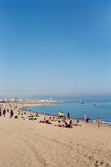 Barceloneta (Rodrigo Piedra) Tags: barcelona beach playa barceloneta
