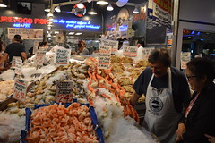 Pike Place Fish Market 2 (7) (Tommy Hjort) Tags: seattle travel usa fish market pikeplacemarket fishmarket fisk marknad
