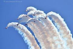 3908 Hammer (photozone72) Tags: canon aviation jets airshow reds redarrows redwhiteblue airshows yeovilton rafat canon100400mmf4556l 7dmk2 canon7dmk2