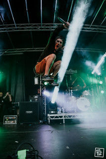 Issues @ Slam Dunk South, 30.05.16 // Shot by Jennifer McCord