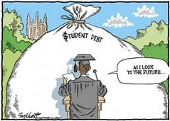 Durchschnittliche Student Loan Debt ist auf einem Rekordhoch - Wo ist die Krise? (smhesaplari1119) Tags: student einem loan debt krise durchschnittliche rekordhoch