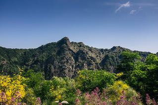 Mount Vesiuvius, June 2016