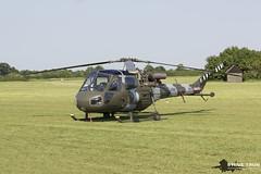 Westland Scout AH.1 XT626 (Steve Tron) Tags: canon scout westland ah1 xt626 shuttleworthflynavy