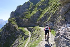 Woohoo (will_cyclist) Tags: italy cycling military finestre hairpins assietta