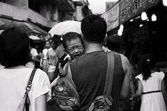 (Ah - Wei) Tags: people bw film taiwan hc110 contax g2 45mm kodakdoublex5222