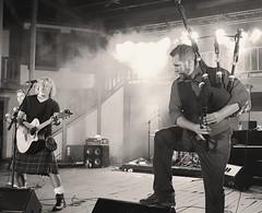Seven Nations (armykat) Tags: manheimpennsylvania mounthopeestateandwinery celticfling2016 sevennations celticrock music concert livemusic irish bagpipes guitar band musicians
