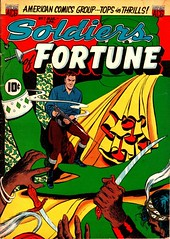 Soldiers of Fortune 7 (Michael Vance1) Tags: art adventure artist anthology comics comicbooks cartoonist soldiers silverage