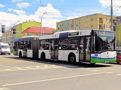 Solaris Urbino 18 III, #2057, SPAD (transport131) Tags: bus autobus zditm szczecin solaris urbino spad