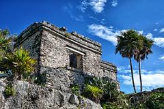 MEXICO - Tulum - Quintana Roo (Infinita Highway!) Tags: mexico highway sony tulum ruinas alpha templo roo quintana infinita tuins
