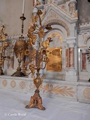 Villebazy - Eglise Saint-Fructueux (Fontaines de Rome) Tags: saint aude eglise candlabre eglisesaintfructueux fructueux villebazy