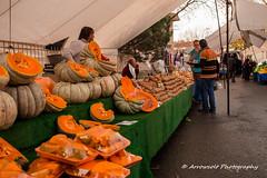Street 151 (`ARroWCoLT) Tags: november autumn people canon pumpkin streetphotography istanbul tent potato garlic onion pancake 24mm bazaar f28 patates tente insan sokak openmarket pazar kabak beykoz sarmsak 700d