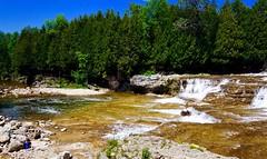McGowan Falls (stevebowmanphotography) Tags: waterfalls grotto limestonecliffs mcgowanfalls