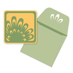 succulent1-card (emily dyer) Tags: silhouette card folded greetingcard svg papercut diecut foldedcard