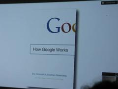 HowGoogleWorksAssange2014 (pameladrew212) Tags: anonymous assange orbooks nycpremiers hackerwars googlemewikileaks