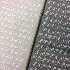 Koutkunstje/Pini Piru logo (pini piru) Tags: handmade thenetherlands screenprinting purse bags recycling handbag limitededition collaboration upholstery rawedge jeansfabric pinipiru leftoverfabrics koutkunstje