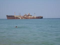 Epava de la Costinești (Bogdy89) Tags: sea black romania wreck litoral marea costinesti neagra dobrogea epava