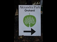 Alexandra Park Orchard Planting Day (stephenmid) Tags: orchard alexandrapalace alexandrapark allypally londonorchardproject urbanorchardproject