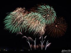 Malta --- Gudja --- Fireworks (Drinu C) Tags: longexposure shells night fire fireworks sony malta dsc gudja hx100v adrianciliaphotography
