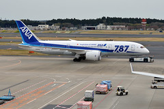 All Nippon Airways JA806A (Howard_Pulling) Tags: camera japan japanese photo nikon photos aircraft air picture april nippon airlines narita naritaairport 2014 howardpulling d5100
