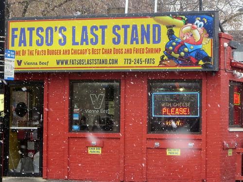 Fatso's Last Stand