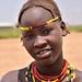 Dassanech Girl, Ethiopia