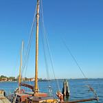Der kleine Hafen an der Wittower Fähre auf Rügen (1) thumbnail