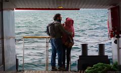 Couple (r_demattos) Tags: travel turkey couple istanbul viagem turismo istambul turquia bosforus bosforo tursim