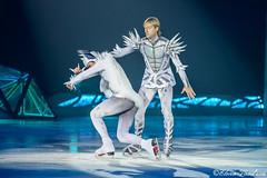 Johnny Weir,Evgeni Plushenko (Elena Vasileva /  ) Tags: figureskating johnnyweir thesnowking