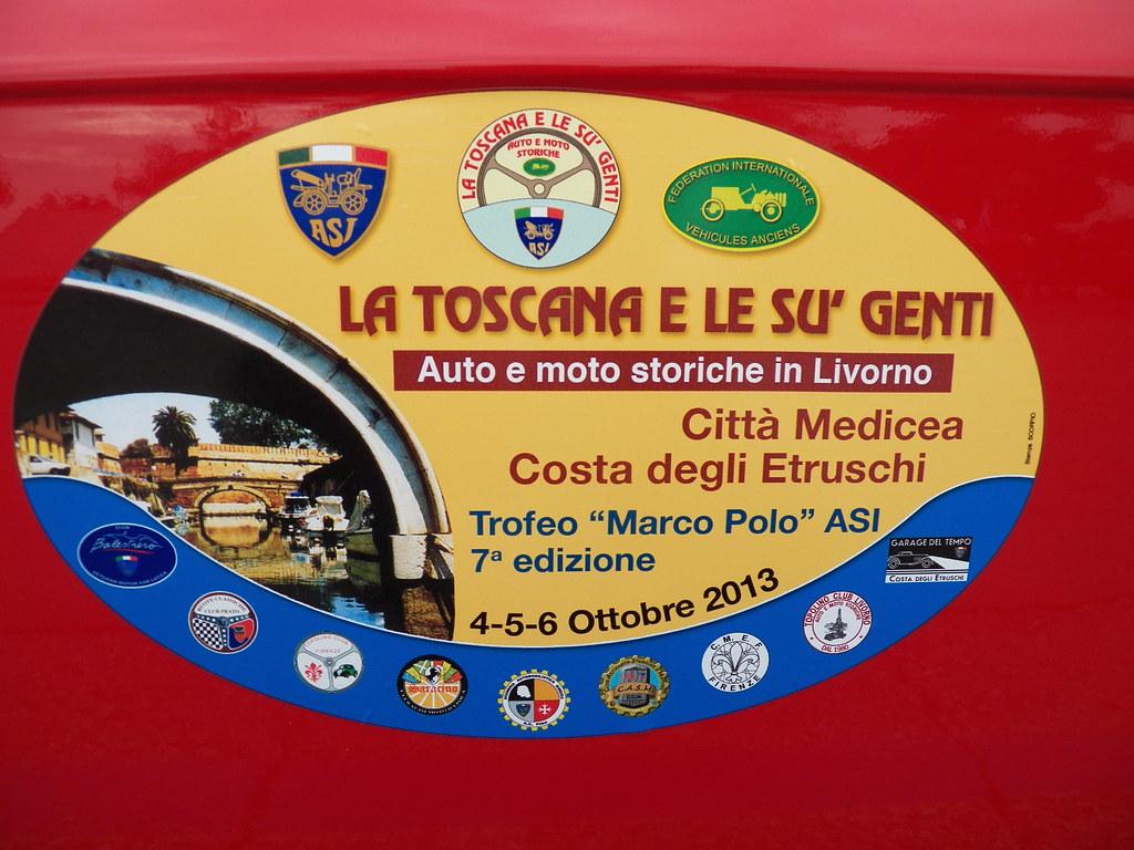 La Toscana e le sue genti 2013