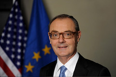 EU Ambassador to the U.S. David O'Sullivan