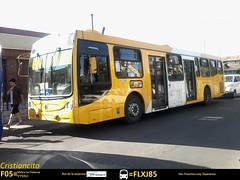 FLXJ85 F05 (franco.subus) Tags: santiago 7 h f sa caio zona stp mondego unidad transantiago flxj85