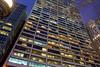Grace at Night (street level) Tags: nyc newyorkcity architecture night dusk manhattan 42ndst midtown bryantpark gracebuilding